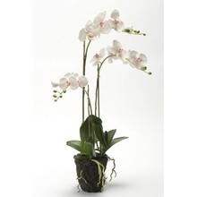Orchidee roze kunstplant
