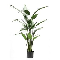 Heleconia medium kunstplant