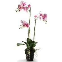 Orchidee Fuchsia kunstplant