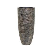 Luxe Planter Wrinkle Bronze