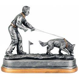 Hondensport beeld