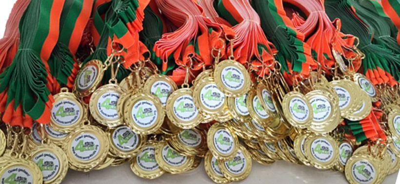 Mooie en gepersonaliseerde medailles bestellen?