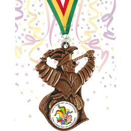 Medaille Carnaval 8.5cm