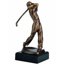 Golfer resin