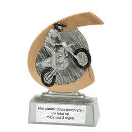 Motorcross beeldje