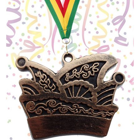 Medailles prinsen muts