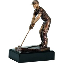 Resin Golffiguur