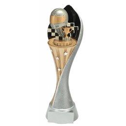 Auto / motorsport trofee Flexx 25 t/m 30cm