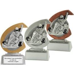 Kart trofee
