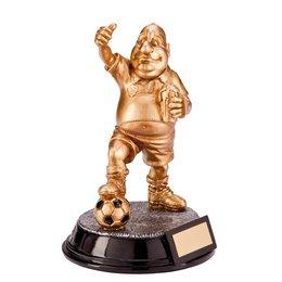 """""""De Sportman"""" bierbuik trofee"""