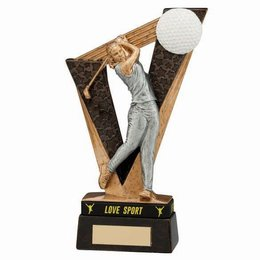 Golf trofee VictoryDames