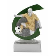 Voetbal beeldje