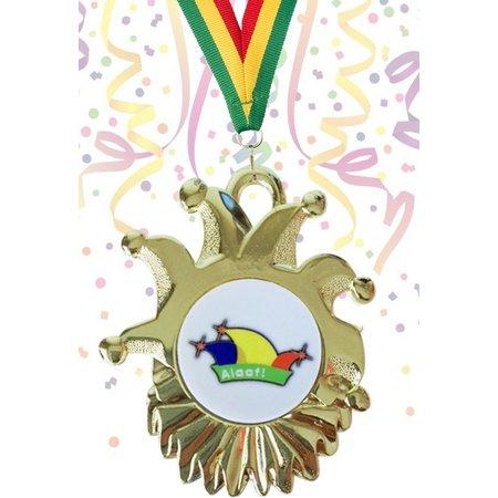 Carnavals medailles 60x50mm