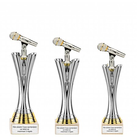 Microfoon bekers -