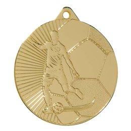 Medaille Voetballer ø45mm
