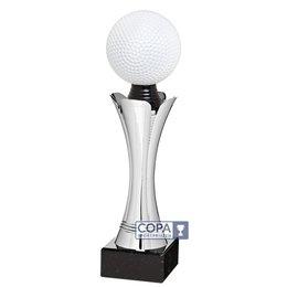 Beker met Golfbal 26.5 t/m 29cm
