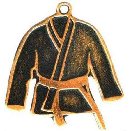 Medailles judo 6cm