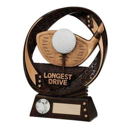 Typhoon Longest drive trofee