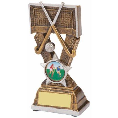 Hockey trofee 14.5 / 18.5cm