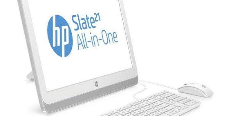 HP Slate 21-s100 All in one