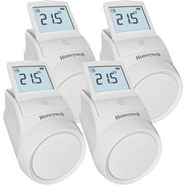 Honeywell Evohome 4 stuks voor 252 euro thermostaatknoppen HR92WE-4