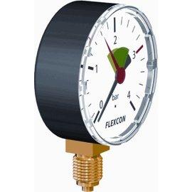 Flamco B.V. Flamco manometer 63 mm 1/4 inch