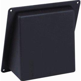 Nedco Kunststoffen NEDC SCHUINE KAP 125MM GRIJS