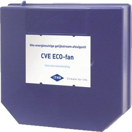 Itho Airconditioning bv ITHO DEKSEL CVE ECO-FAN2