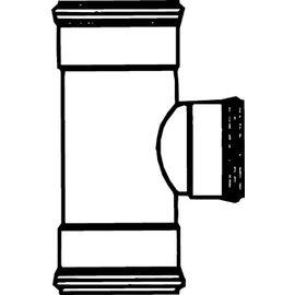 Pipelife T-STUK 3XMOF 90GR 125X50MM