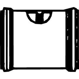 Pipelife PVC   STEEKMOF     160