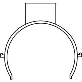 Pipelife PVC KL.ZADEL 110X50 MM