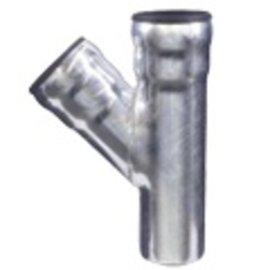 ACO GMX T-stuk DN80/80 x 45gr