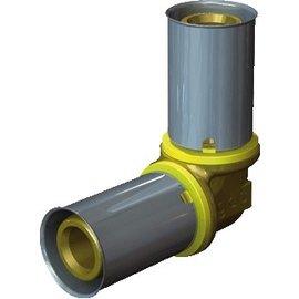 Wavin gas KNIE 25 90GR