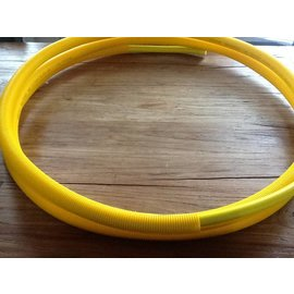 Uponor Gas restant 8 meter 25 mm. buis in mantel