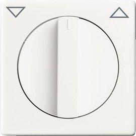 Abb Busch-Jaeger Future Linear centraalplaat jaloezie wit 1710-0-3872