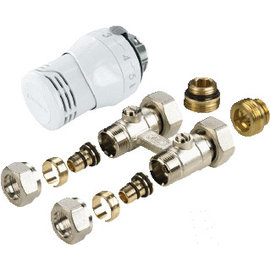 Comap (VSH Fittings) VENT.COMP.SET RE 3/4-16X2