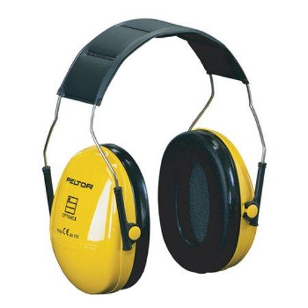 Peltor Optime 1 oorkap voor licht lawaai! SNR 27