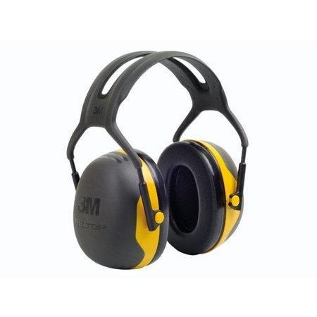 3M Peltor X2A gehoorkap met hoofdband