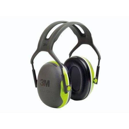 3M Peltor X4 gehoorkap met hoofdband