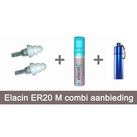 Elacin ER20 Medium   Combi aanbieding