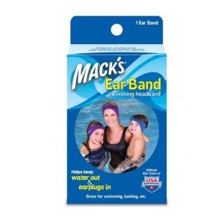 Macks Ear Band | Hoofdband voor het zwemmen