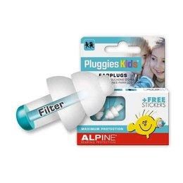 Alpine Pluggies Kids | oordopjes voor kinderen
