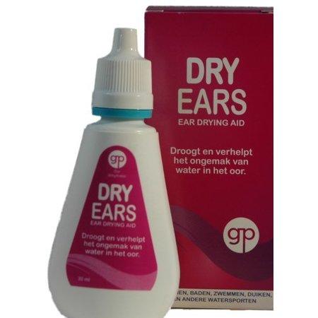 Get Plugged Dry Ears | Nooit meer last van water in het oor.