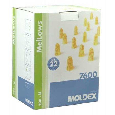 Moldex MelLows | 25 paar | SNR 22dB | Tegen gering geluidsoverlast