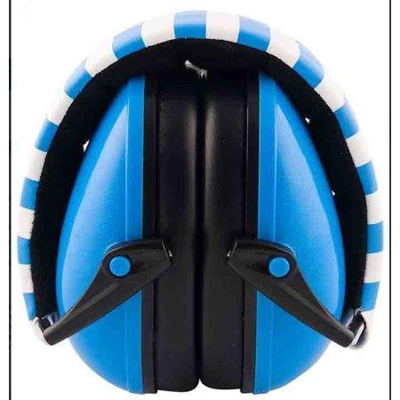 Alpine Muffy kinderoorkap blauw verhoogd de concentratie