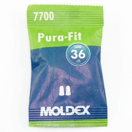 Moldex Pura-Fit | 25 Paar | SNR 36dB | Bescherming tegen hoge geluidsoverlast