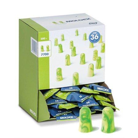 Moldex Pura-Fit | 200 paar | SNR 36dB | Bescherming tegen hoge geluidsoverlast