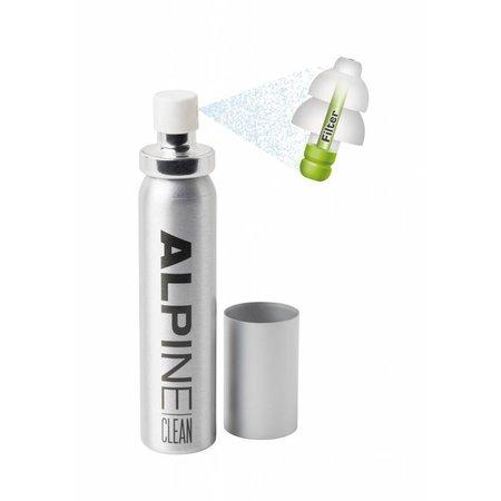 Alpine Clean | Reinigt en desinfecteert de oordoppen