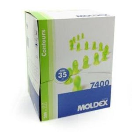 Moldex Contours 200 paar zeer comfortabele oordoppen