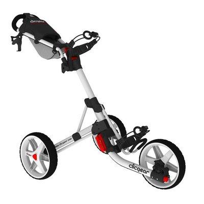 Clicgear Clicgear golftrolley 3.5 wit
